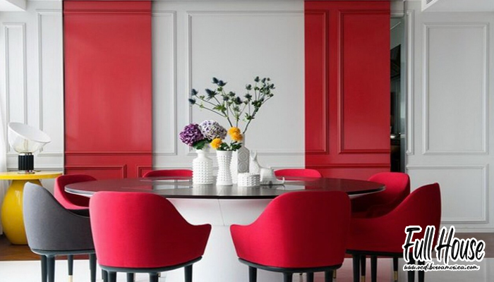 สีแดงเพิ่มความเฮงให้กับบ้าน ฮวงจุ้ยที่ทุกคนไม่ควรพลาด