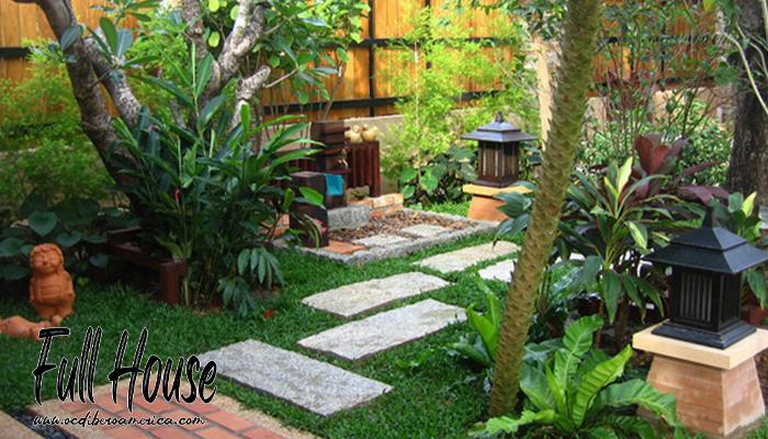 ปรับฮวงจุ้ยในการจัดสวนและความเชื่อเรื่องต้นไม้